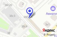 Схема проезда до компании ПТФ ТРАНС ИНЖИНИРИНГ ГРУПП в Москве