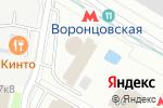 Схема проезда до компании АДС-АвтоЛайн в Москве
