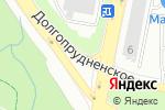 Схема проезда до компании Hotlinetrip в Москве