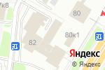 Схема проезда до компании Российское общество историков-архивистов в Москве
