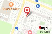 Схема проезда до компании Феничка в Москве