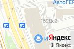 Схема проезда до компании Белфан в Москве