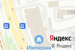 Схема проезда до компании HomeMe в Москве