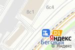 Схема проезда до компании Монтажное управление №2 в Москве
