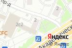 Схема проезда до компании Мир улыбки в Москве