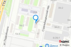 Снять комнату в Москве Стрельбищенский пер., 19