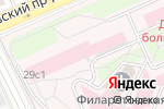 Схема проезда до компании Детская городская клиническая больница №9 им. Г.Н. Сперанского в Москве