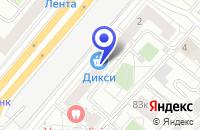 Схема проезда до компании АРХИТЕКТУРНАЯ ФИРМА ВИРА ДВА в Москве