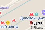 Схема проезда до компании Kalina Shop в Москве