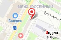 Схема проезда до компании Гемакс в Подольске