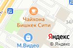 Схема проезда до компании Эсмеральд в Москве