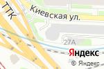 Схема проезда до компании idTuning в Москве