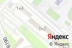 Схема проезда до компании IntelNetCom в Москве