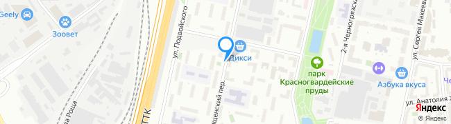 Стрельбищенский переулок