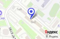 Схема проезда до компании ПТФ АВТОБАТ в Москве