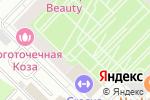 Схема проезда до компании HendrixStudio в Москве