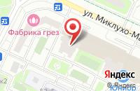 Схема проезда до компании Институт Энергетики и Финансов в Москве