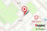 Схема проезда до компании Центр Перспективных Технологий в Москве