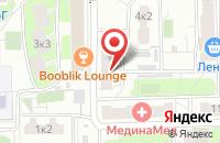 Схема проезда до компании Вся Полиграфия в Москве