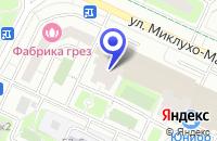 Схема проезда до компании ЛИЗИНГОВАЯ КОМПАНИЯ ГАЗТЕХЛИЗИНГ в Москве