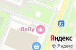 Схема проезда до компании Букет Маркет в Москве