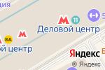 Схема проезда до компании iBoard в Москве