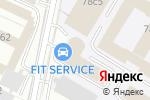 Схема проезда до компании АлармЦентр в Москве