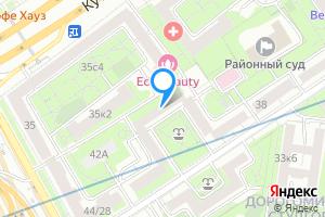 Снять комнату в трехкомнатной квартире в Москве м. Кутузовская, Студенческая улица, 42к3
