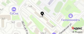 OilBay на карте Москвы