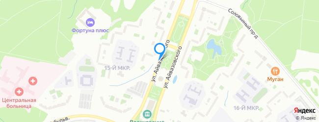 улица Айвазовского