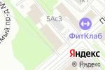 Схема проезда до компании Taт-Окна в Москве