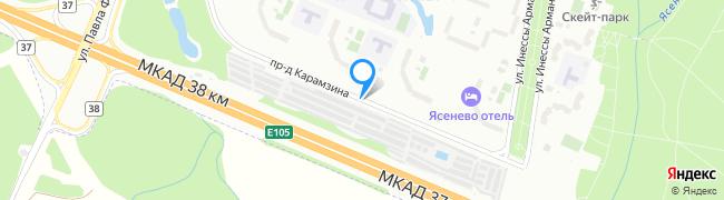 проезд Карамзина