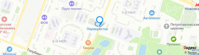 улица Паустовского