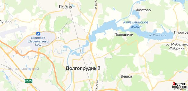 Грибки на карте