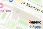 Схема проезда до компании Pappy в Москве