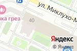 Схема проезда до компании Маникора в Москве