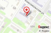 Схема проезда до компании Аленький цветочек в Подольске
