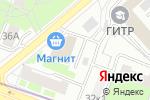Схема проезда до компании ВМО в Москве