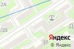 Схема проезда до компании Novus dent в Москве