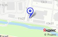 Схема проезда до компании  АВТОБАЗА № 2 МОСКОВСКАЯ ГОРОДСКАЯ ТЕЛЕФОННАЯ СЕТЬ (МГТС) в Москве