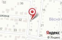 Схема проезда до компании СЦ Волк в Подольске