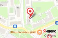 Схема проезда до компании ЛИДЕР в Подольске