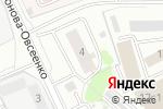Схема проезда до компании На Красной Пресне в Москве