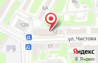 Схема проезда до компании Респект в Подольске