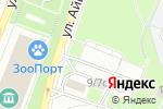 Схема проезда до компании Стор в Москве