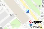Схема проезда до компании Worldtrans в Москве