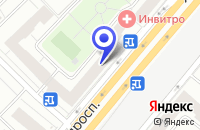 Схема проезда до компании САЛОН ДВЕРЕЙ ЛЕНДОР в Москве