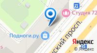 Компания Санрайз на карте