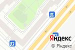 Схема проезда до компании Ампир-Декор в Москве