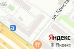 Схема проезда до компании Эльф в Москве